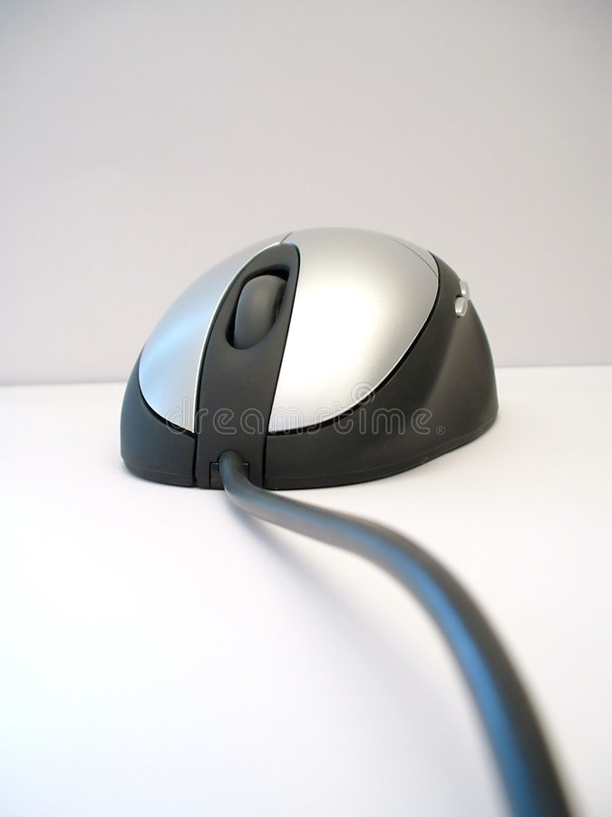Download Black And Grey Mouse 3 Royalty Free Stock Photography - Image: 182497