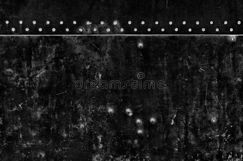 Download Black Grunge Wall stock image. Image of holes, grunge - 19021875