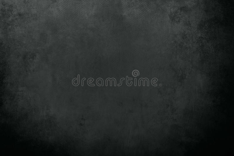 Black grungy background. Or texture royalty free stock image