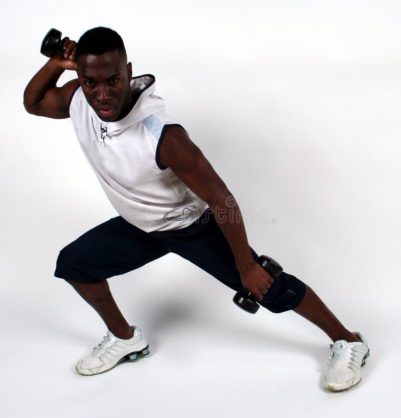 Black guy royalty free stock photo