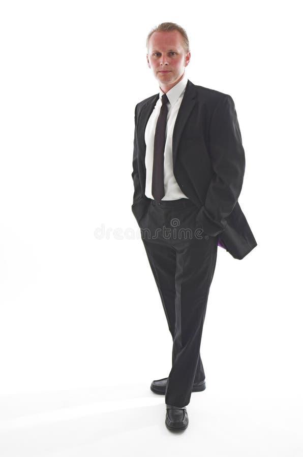 black guy suited στοκ εικόνες