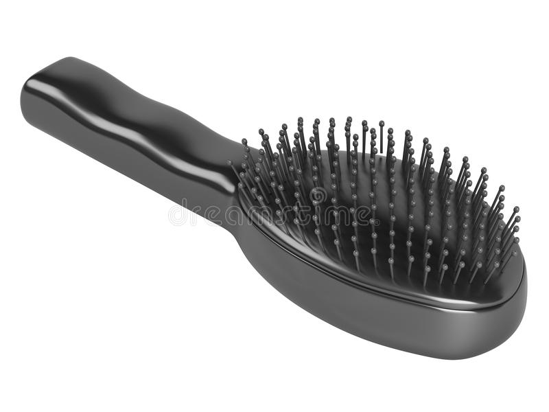 Download Black Hairbrush Stock Photos - Image: 23388793