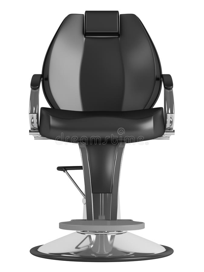 Download Black Hairdressing Salon Chair Stock Illustration - Illustration: 23388739