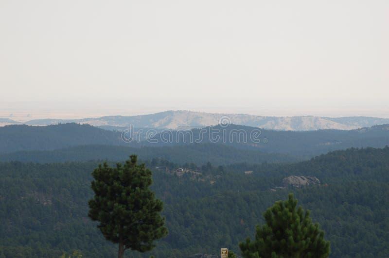 Black Hills royaltyfria foton