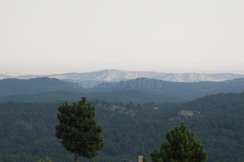 Black Hills royalty free stock photos