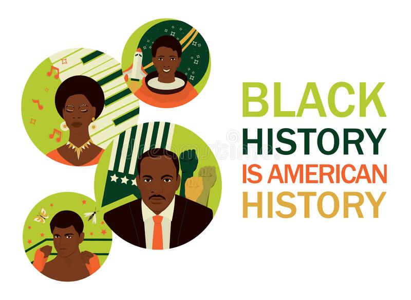 Black History Month Stock Illustrations 1 766 Black History Month Stock Illustrations Vectors Clipart Dreamstime