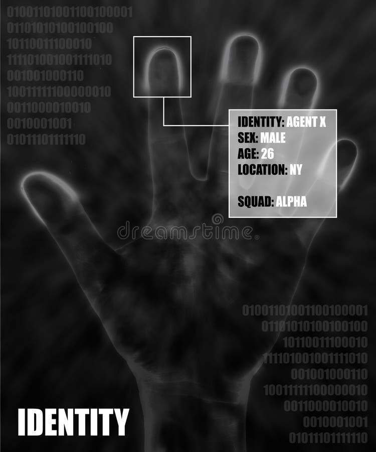 Download Black identity info stock illustration. Image of internet - 1330502