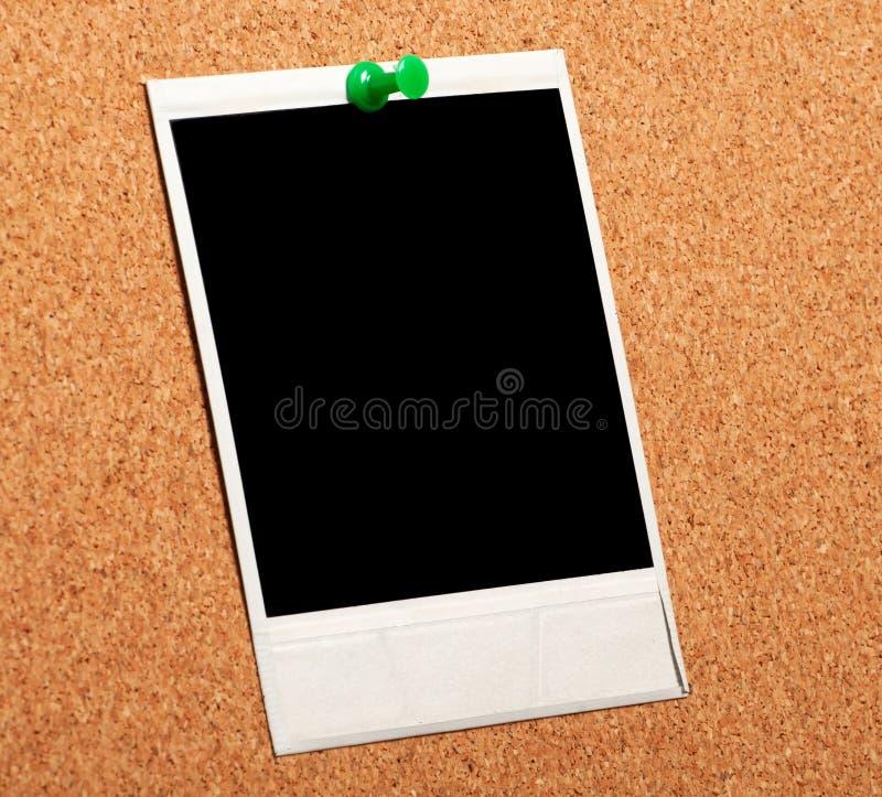 Black Instant Photo Royalty Free Stock Photos