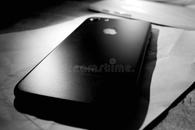 Black Iphone 7 Free Public Domain Cc0 Image