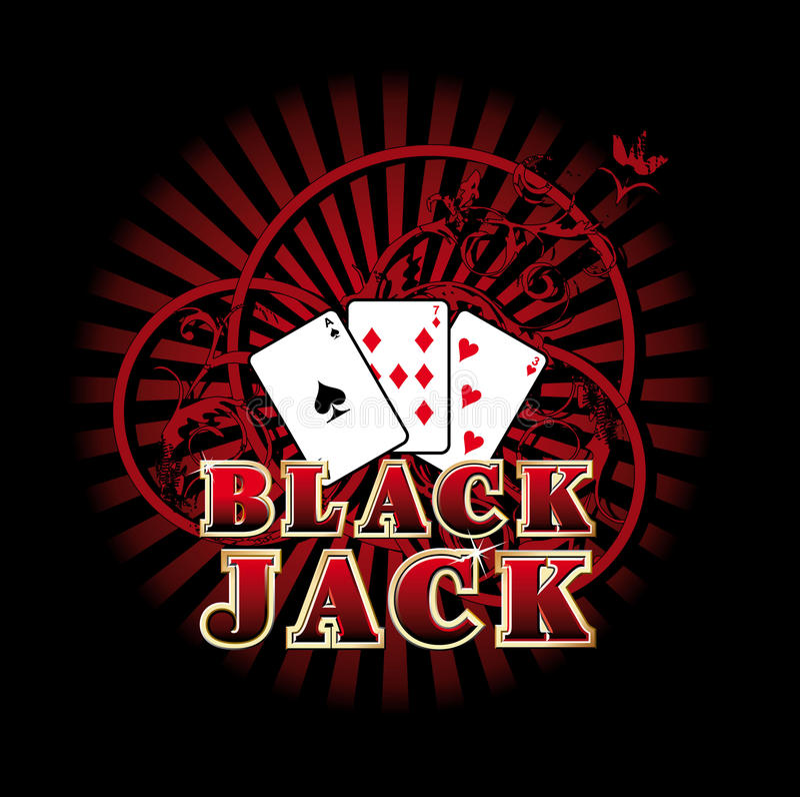 Free Black Jack Royalty Free Stock Photos - 14621788