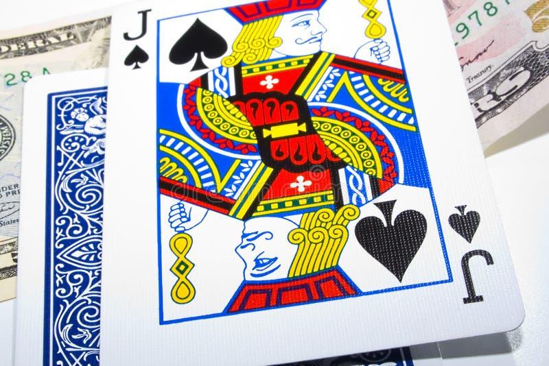 Black Jack royalty free stock images