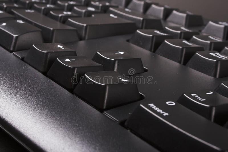 Black keyboard stock photos