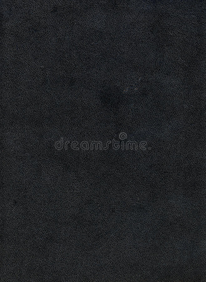 Black leather background texture stock photo