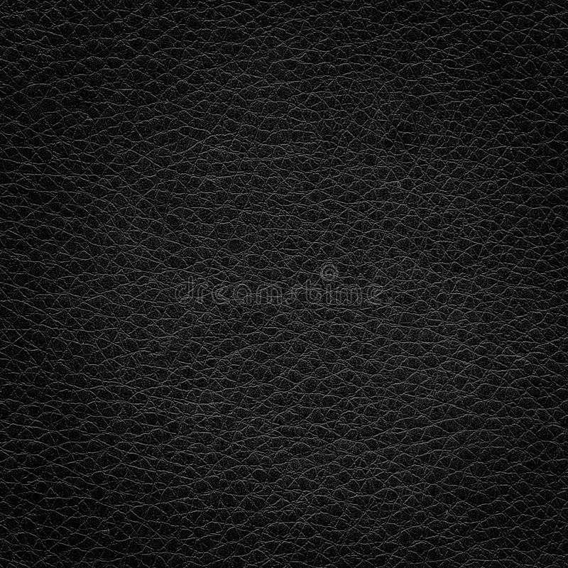 Free Black Leather Texture Royalty Free Stock Images - 21230389