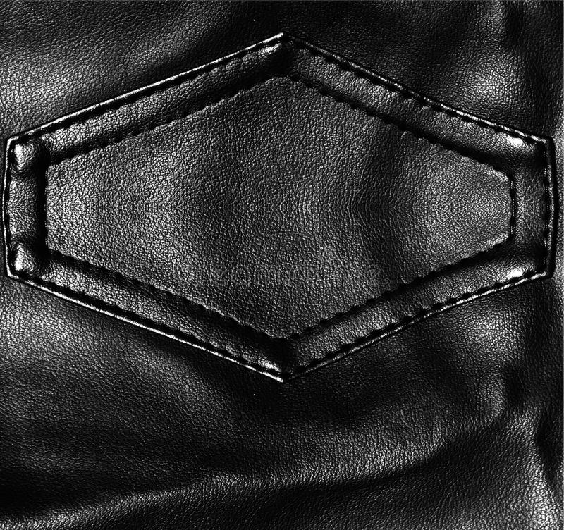 Free Black Leather Texture Stock Images - 27319644