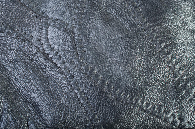 Download Black Leather Texture For Background Stock Photo - Image of natural, grainy: 20898702