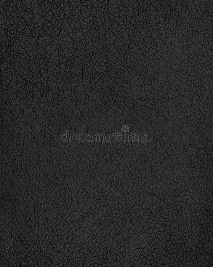 Black leather texture background royalty free stock images