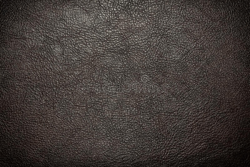 Black leather texture or background. A Black leather texture or background stock images