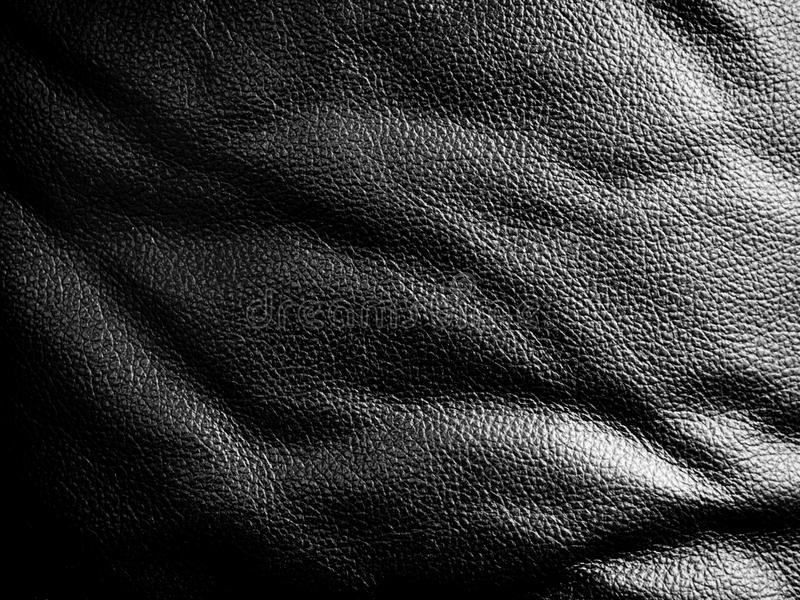 Download Black leather upholstery stock image. Image of chair - 24052197