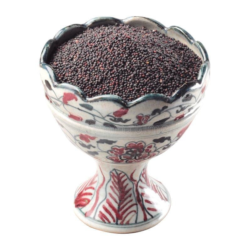 Download Black Lentils stock photo. Image of diet, legume, bean - 26337948