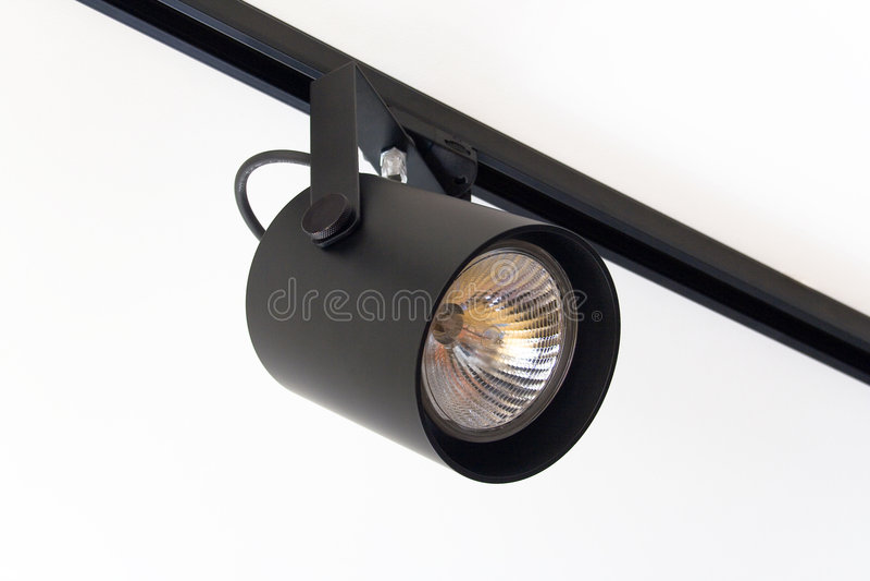 black light spot στοκ φωτογραφίες με δικαίωμα ελεύθερης χρήσης