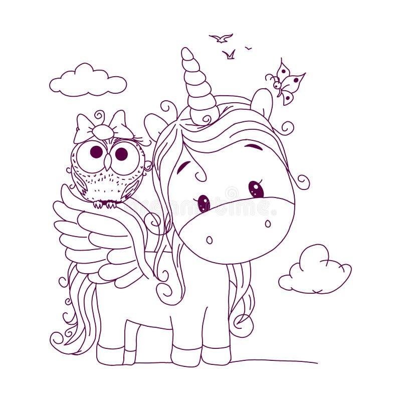 Unicorn Coloring Stock Illustrations – 4,134 Unicorn Coloring Stock  Illustrations, Vectors & Clipart - Dreamstime