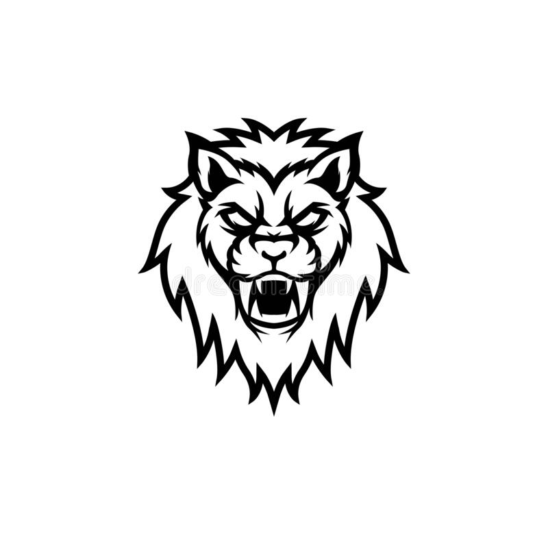 Black White Isolated Lion Face Stock Illustrations 2 383 Black White Isolated Lion Face Stock Illustrations Vectors Clipart Dreamstime Lion outline drawing barca fontanacountryinn com, lion face outline drawing collection of 25 outline lion head , entry 60 by collection of 25 outline lion head tattoo. dreamstime com