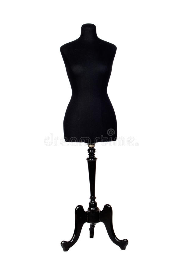 Download A black mannequin stock photo. Image of mannequin, display - 17050920