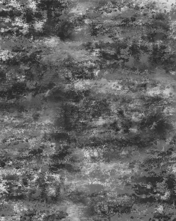 Black marble royalty free illustration