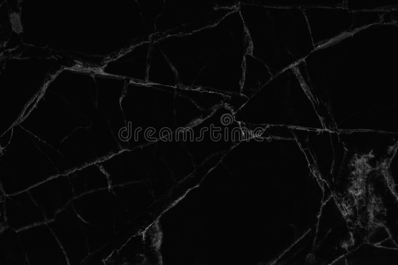 Black marble background. pattern dark texture blank for design.  royalty free stock photo