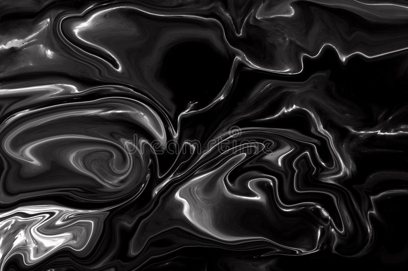 Black marble pattern texture background stock photos