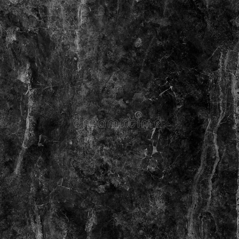 Black marble texture stock photography