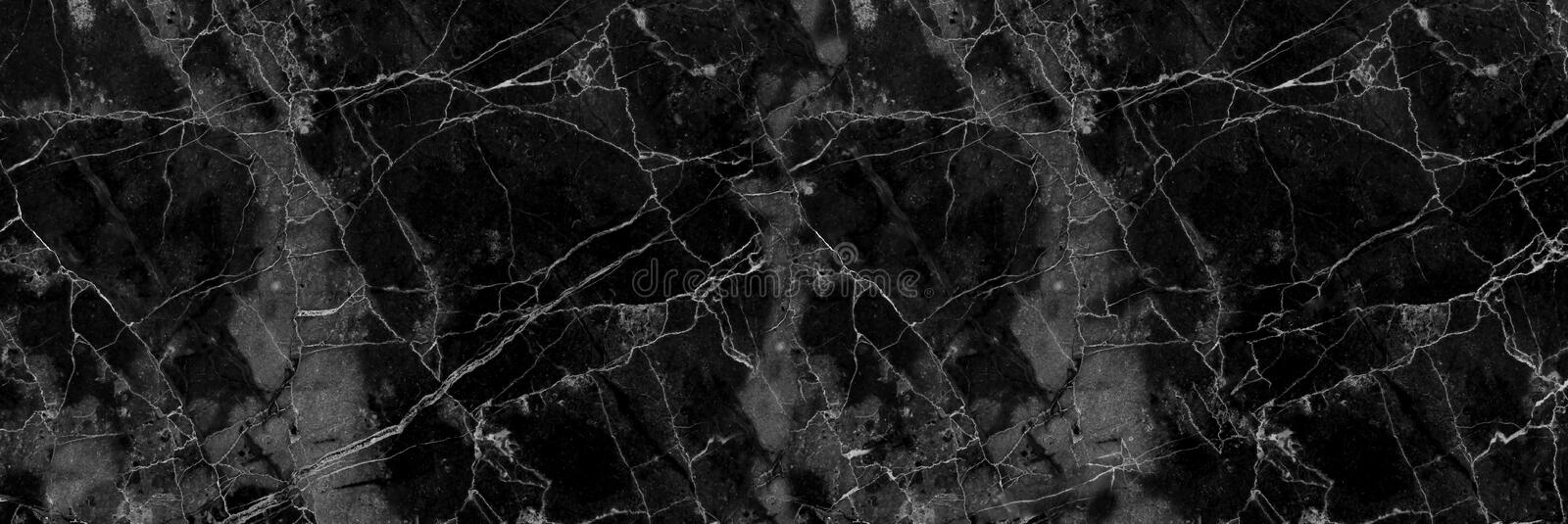 Black marble texture royalty free stock photography