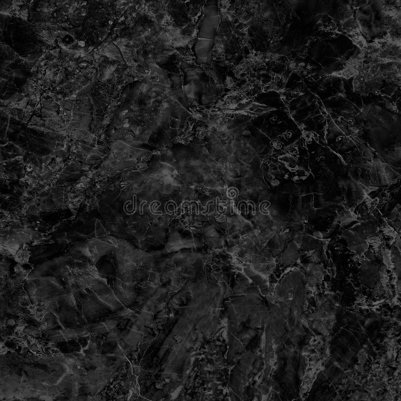 Black marble texture. Background High resolution scan royalty free stock image
