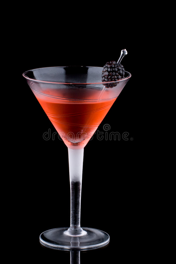 Free Black Martini - Most Popular Cocktails Series Stock Images - 5087594
