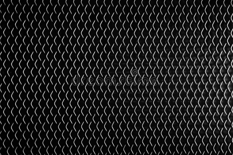 Black metal background royalty free stock photography