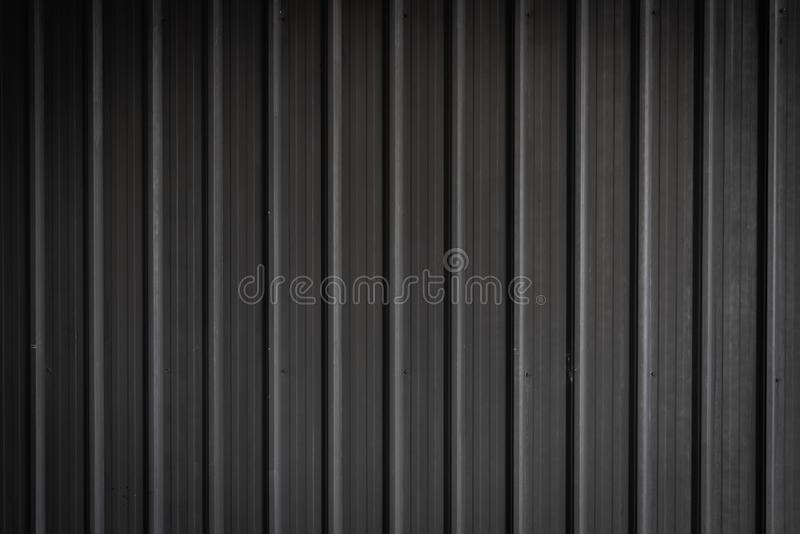 Black metal sheet pattern and background. Empty space, Black metal sheet pattern and background royalty free stock photos