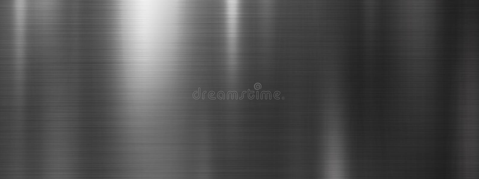 Black metal texture background design royalty free stock image