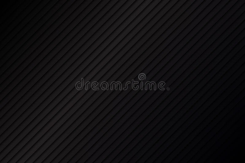 Black metallic abstract background royalty free illustration