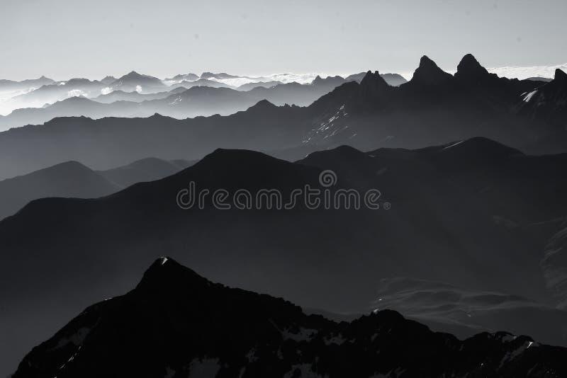Download Black Mountains Range Stock Photos - Image: 1417943