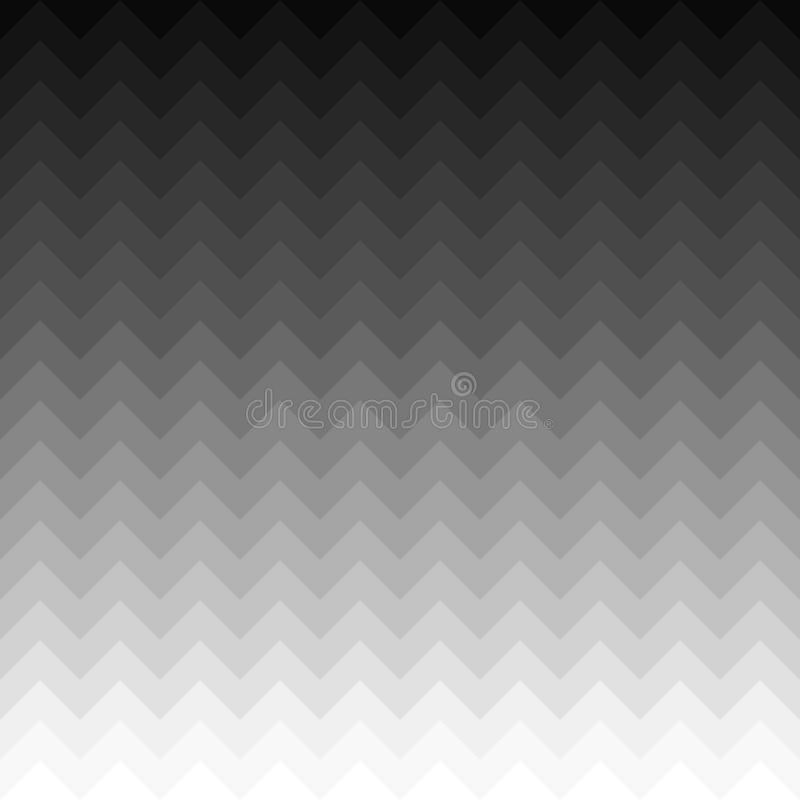 Download Black N White 3d Geometrical Cube Waves Gradient Seamless Pattern Background For Wallpaper