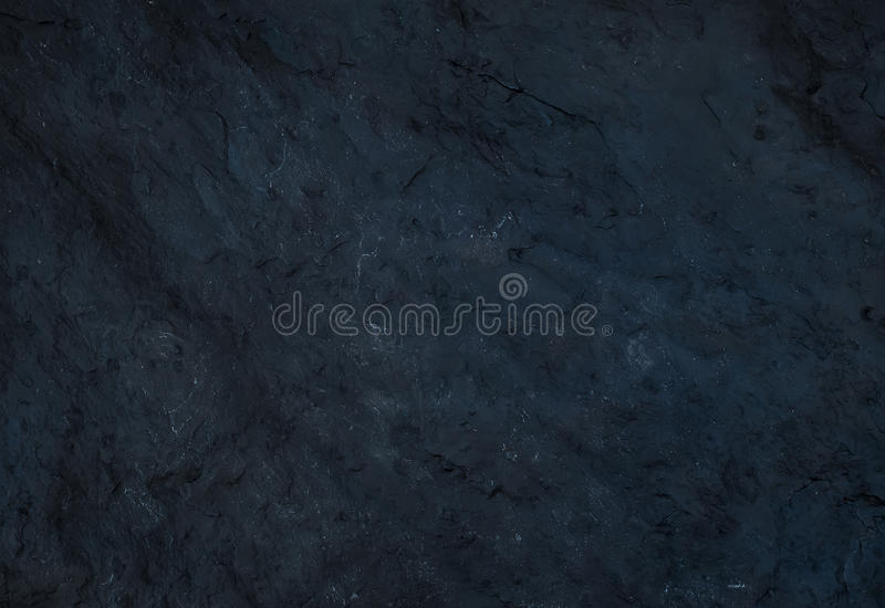 Black natural slate stone texture or background. royalty free stock photos