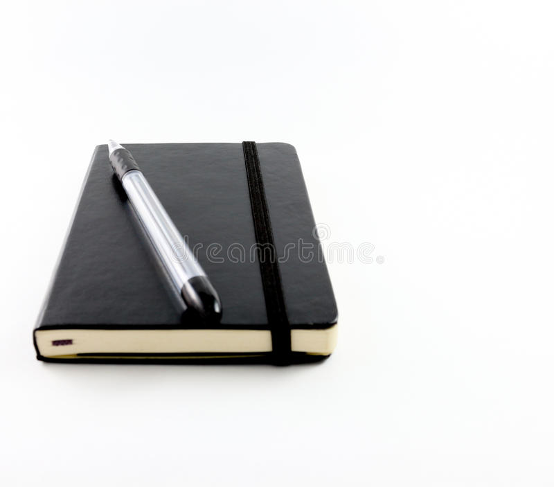 Download Black Notebook Stock Photography - Image: 31193032