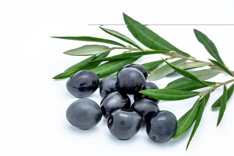 Download Black olives stock image. Image of snack, ingredient - 26977305