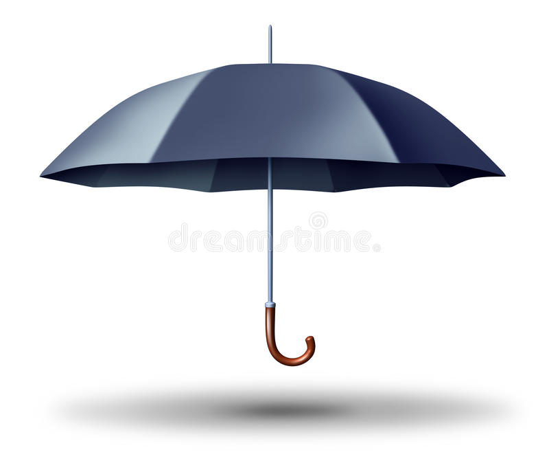 Download Black Opened Umbrella Royalty Free Stock Photography - Image: 25510777