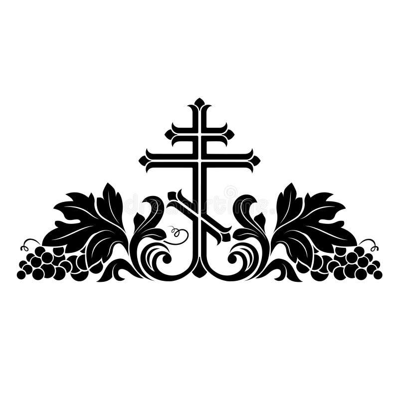 Free Black Orthodox Crucifix Stock Photo - 174069630