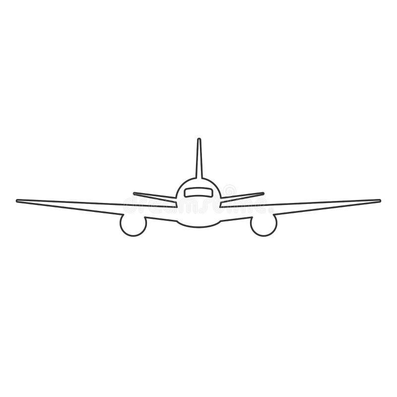 Aeroplane Outline Www Pixshark Com Images Galleries