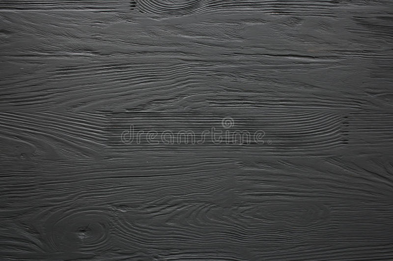 Black painted wooden texture, background and wallpaper. Black painted wooden texture, background and wallpaper stock photo