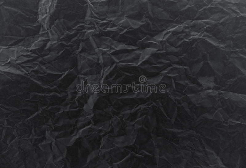 Black paper texture. For background royalty free stock images