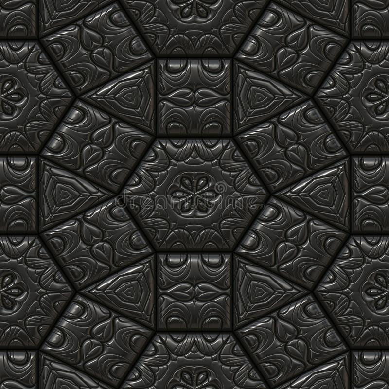 Black, Pattern, Black And White, Design stock photo
